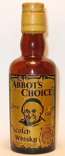 Abbot's Choice Scotch Whisky