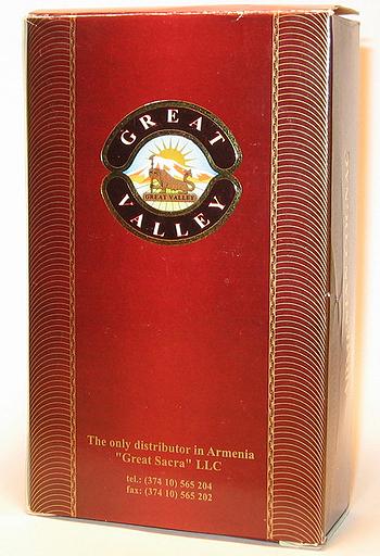Car Tigran Brandy 2 - pudełko