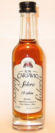Cartavio Solera Rum