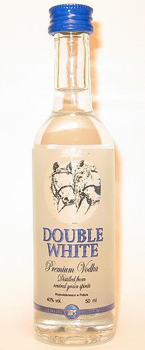 Double White Wódka