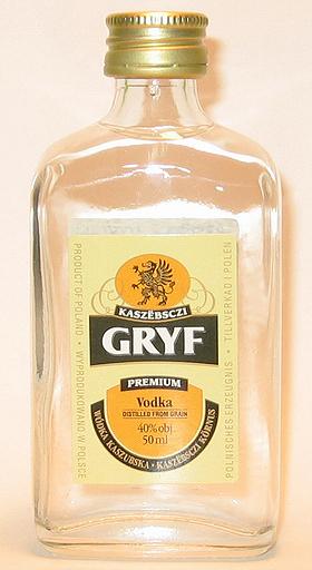 Gryf Kaszubski Wódka