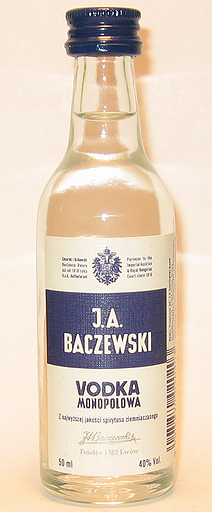 J. A. Baczewski Wódka