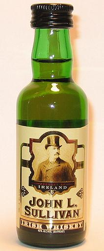 John L. Sillivan Irish Whiskey