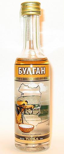 Mongolski Ajmak - Bulgański