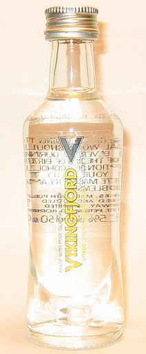 Vikingfjord Citron Vodka