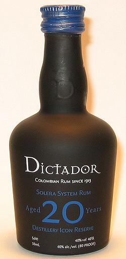 Dictador 20 y.o.