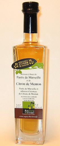 Pastis Citron