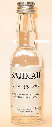 Balkan Vodka