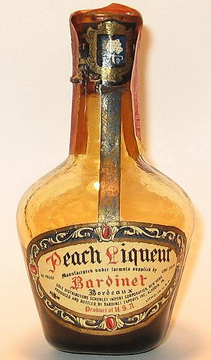 Bardinet Peach Liqueur