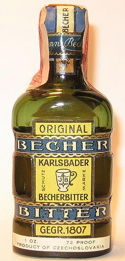 Becher Bitter