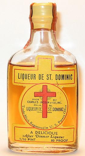 Charles Jacquin St. Dominic Liqueur