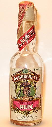 DuBouchett Rum