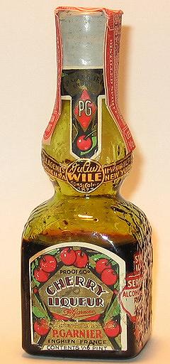 Garnier Cherry Liqueur