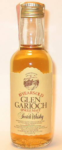 Glen Garioch 10 y.o. Single Malt Whisky