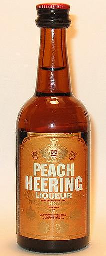 Heering Peach Liqueur