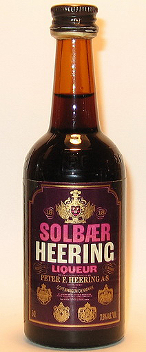 Heering Solbaer Liqueur