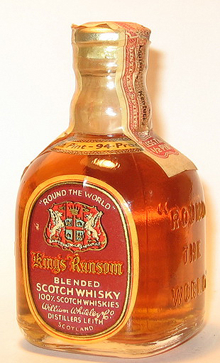 King's Ransom Blended Whisky