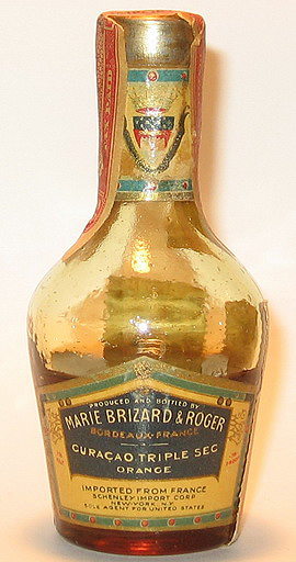 Marie Brizard Curacao Liqueur