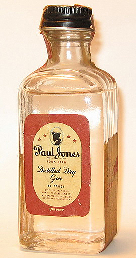 Paul Jones Gin