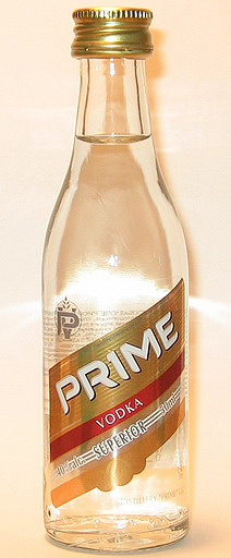 Prime Vodka Wódka