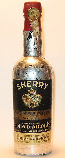 Sorbedor Oloroso Sherry