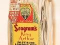 Seagram's King Arthur Gin