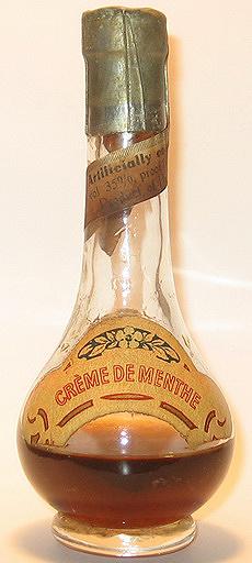 Zwack Creme de Menthe Liqueur
