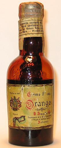 Zwack Creme d'Orange Liqueur
