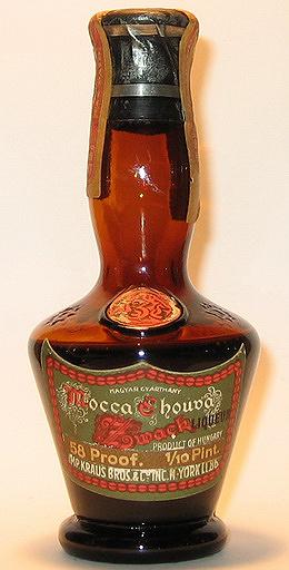 Zwack Mocca Chouva Liqueur