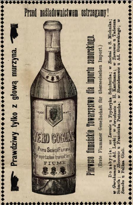 Vero Cognac - 1894