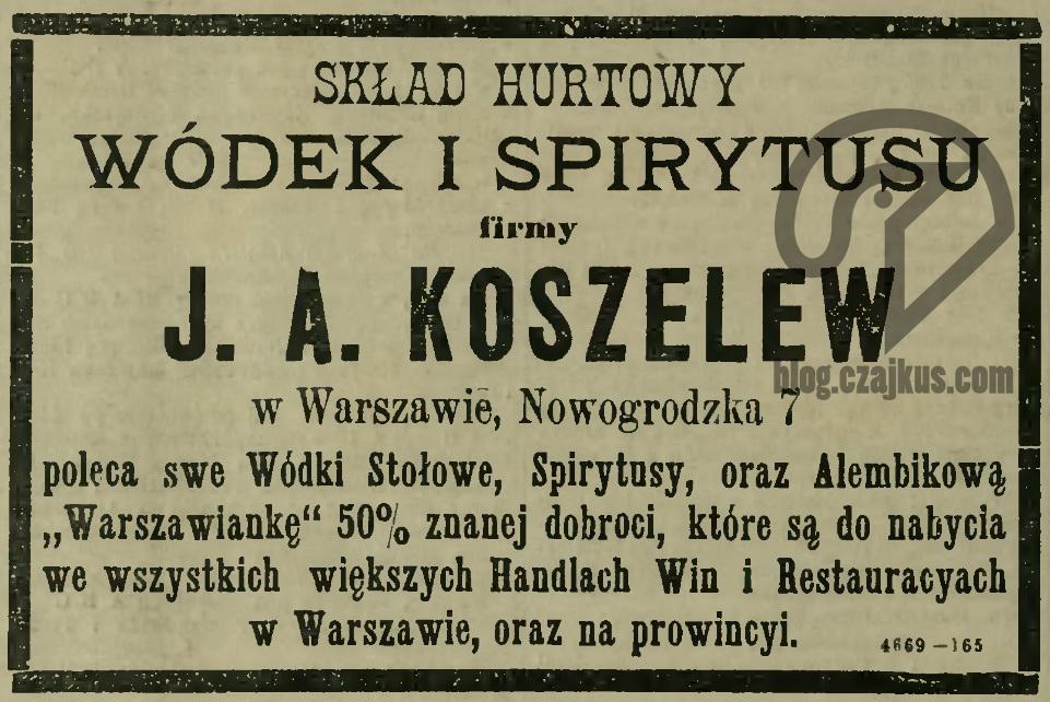 Koszelew 1893