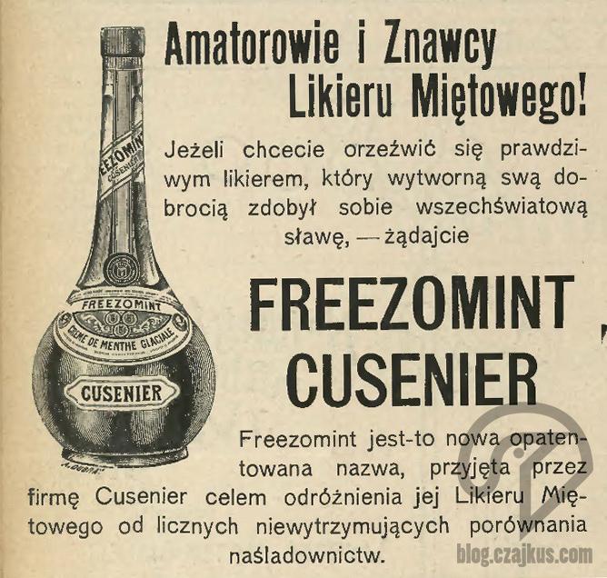 1912 - CusnierW
