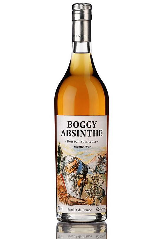 Boggy Absinthe ok