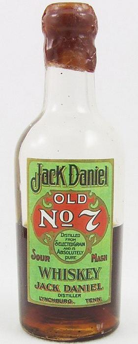 Jack Daniel Old No7