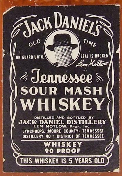 Jack Daniels 1953 2