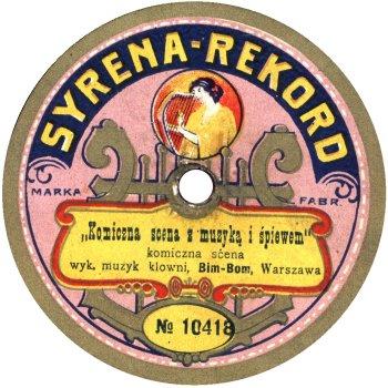 Syrena-Record (lat)