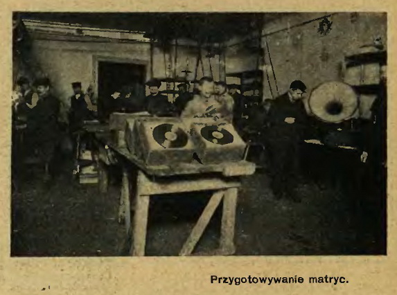 Syrena-Rekord 4 Przygotowanie matryc