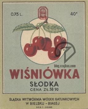 Wiśniówka Słodka - PMS - Bielsko-Biała W- 350