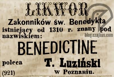 1867 - Benedictine
