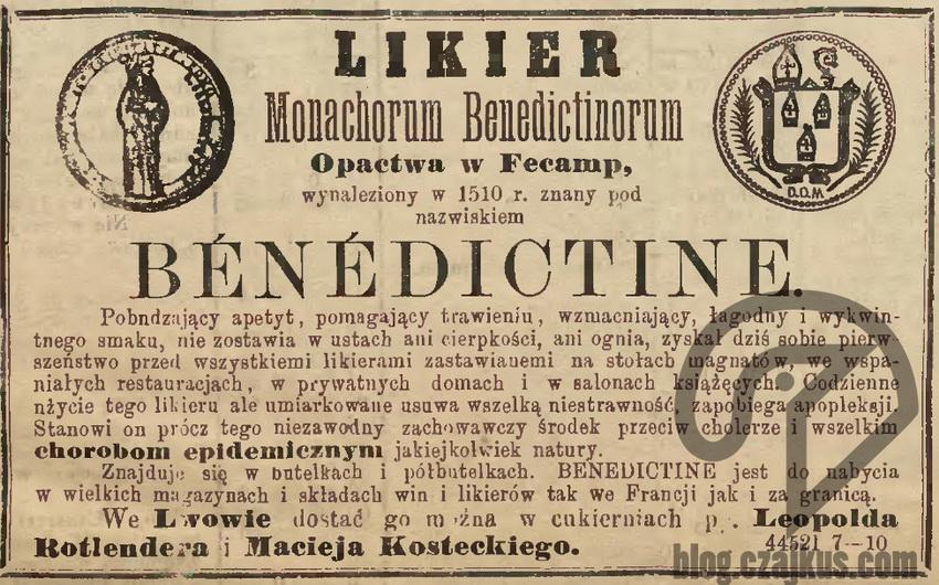 1872 - Kosteccy