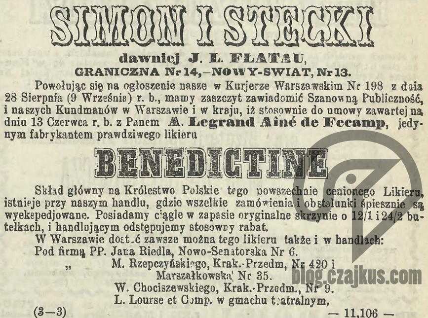 1872 - Simon iStecki