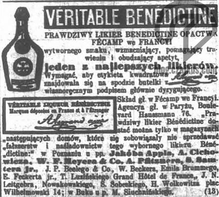 1888 - Benedictine