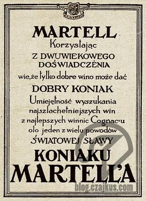 1934 - Martell W300
