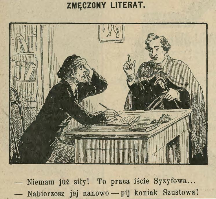 Szustow Literat