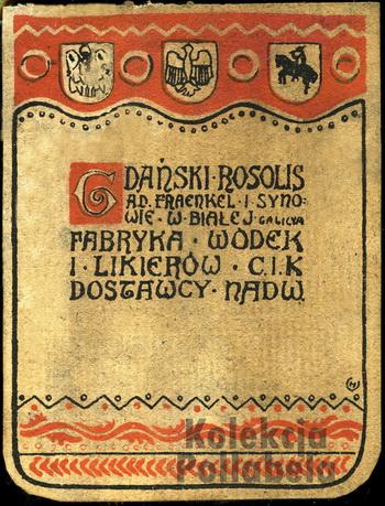Fraenkel - Gdański Rosolis okP