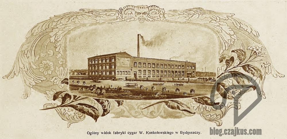 Konkolewski Fabryka
