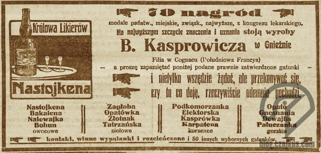 elektorska 1914 Postęp 2342