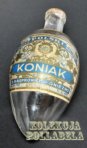 Kasprowicz B., Gniezno - Polski Koniak, ok