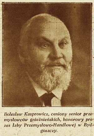 Kasprowicz Bolesław, Gnizeno - 1929 - Kopia