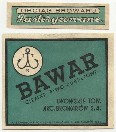 Lwowskie Towarzystwo Browarów Bawar